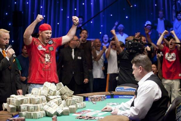 wygrana w turnieju pokerowym